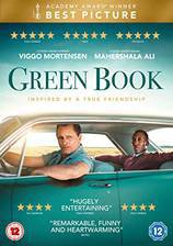 Green Book movie cover