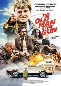 The Old Man & the Gun main cover