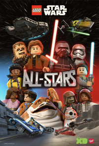 Lego Star Wars: All-Stars movie cover