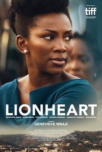 Lionheart main cover