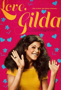 Love, Gilda main cover