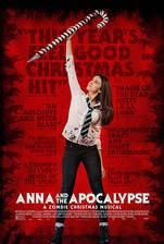Anna and the Apocalypse movie cover