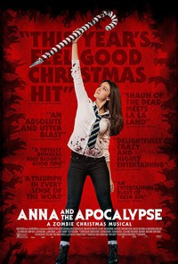 Anna and the Apocalypse main cover