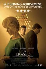 Boy Erased movie cover