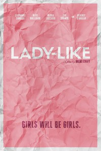 Lady-Like main cover