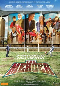 The Merger main cover