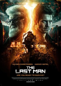 The Last Man main cover