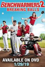 Benchwarmers 2 movie cover