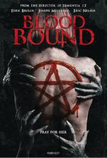 Blood Bound movie cover