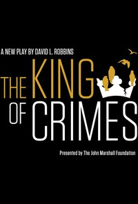 The King of Crimes main cover