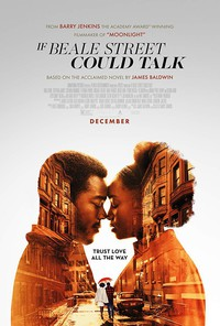 If Beale Street Could Talk main cover
