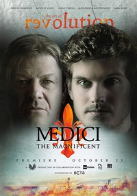 Medici: Masters of Florence movie cover
