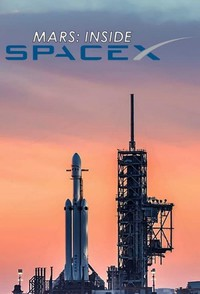 MARS: Inside SpaceX main cover