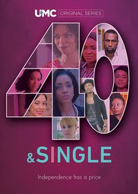 40 and Single movie cover