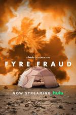 Fyre Fraud movie cover