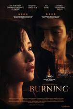 Burning movie cover