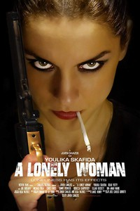 A Lonely Woman main cover
