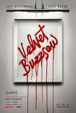 Velvet Buzzsaw movie cover