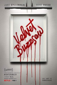 Velvet Buzzsaw main cover