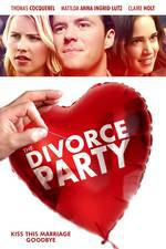 The Divorce Party movie cover