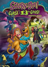 Scooby-Doo! and the Curse of the 13th Ghost main cover