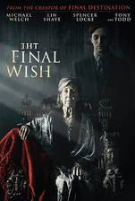 The Final Wish movie cover