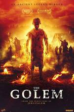The Golem movie cover