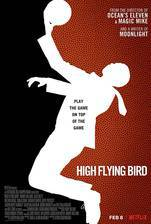 High Flying Bird movie cover