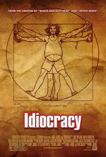 idiocracy movie cover