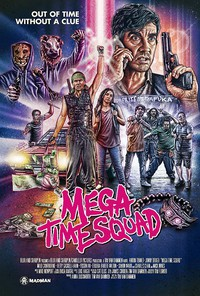 Mega Time Squad main cover