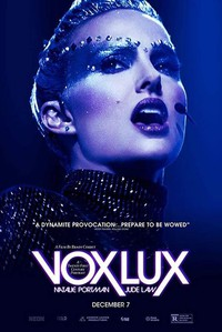 Vox Lux main cover