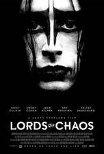 Lords of Chaos movie cover