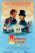 without_a_clue movie cover