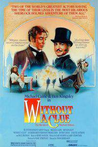 Without a Clue main cover