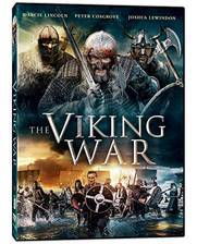 The Viking War movie cover