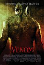 venom movie cover