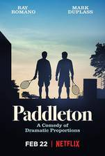 paddleton movie cover