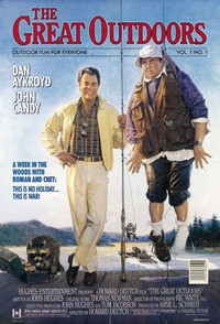 The Great Outdoors main cover