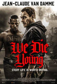 We Die Young main cover