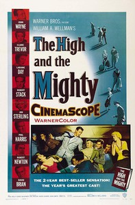 The High and the Mighty main cover