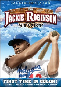 The Jackie Robinson Story main cover