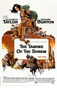 The Taming of the Shrew main cover