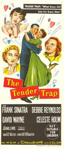 The Tender Trap main cover