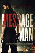 Message Man movie cover