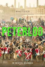 peterloo movie cover