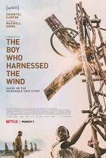 The Boy Who Harnessed the Wind movie cover