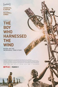 The Boy Who Harnessed the Wind main cover