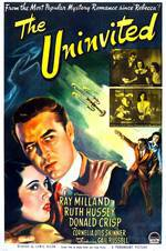 The Uninvited movie cover
