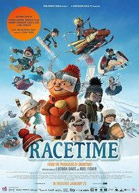 Racetime main cover