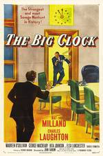 the_big_clock movie cover
